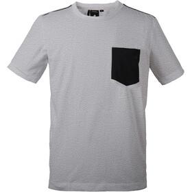 DIDRIKSONS Denny T-shirt Herre grey melange